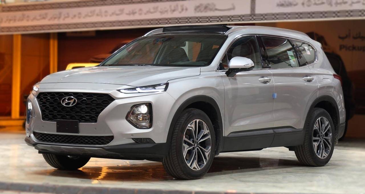 تقسيط سيارات هيونداي سنتافي HTRAC موديل 2020