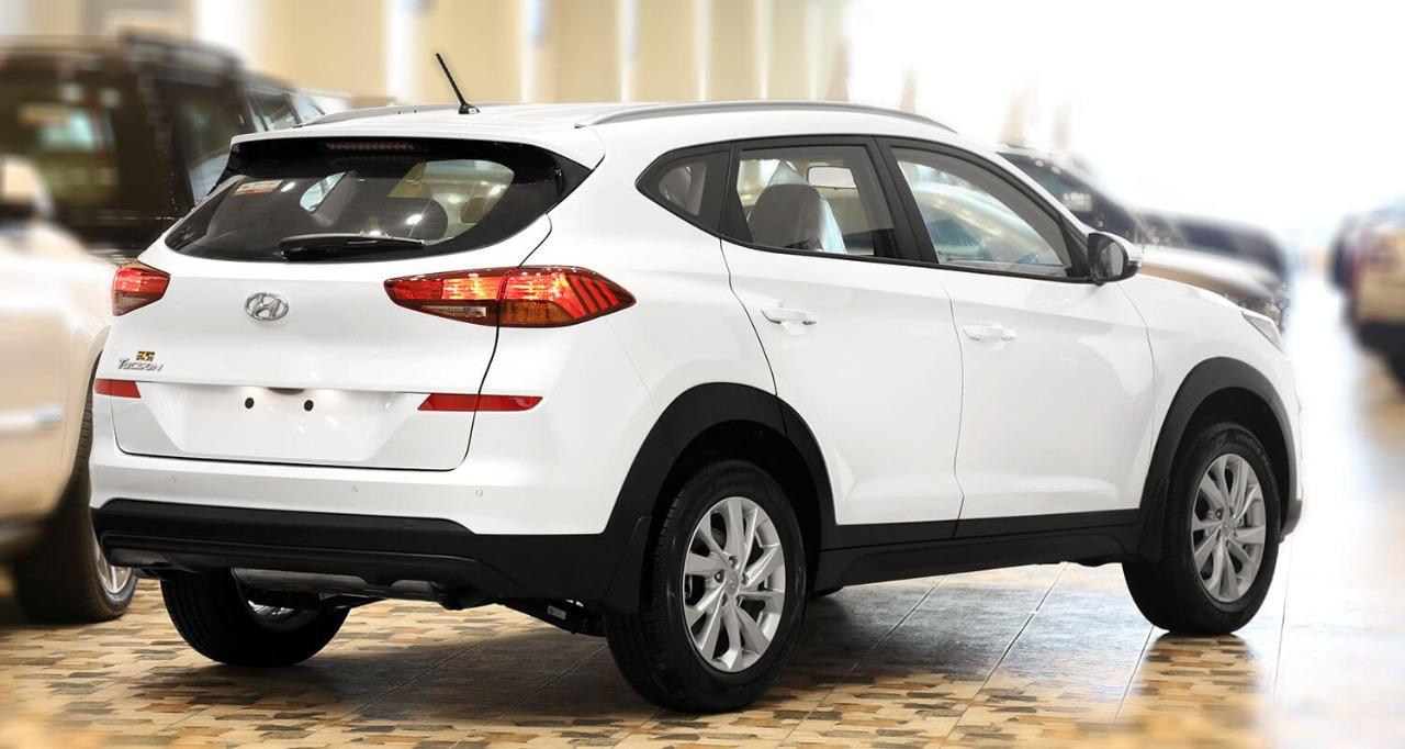 تقسيط سيارات هيونداي توسان جي ال موديل 2021 الجديدة